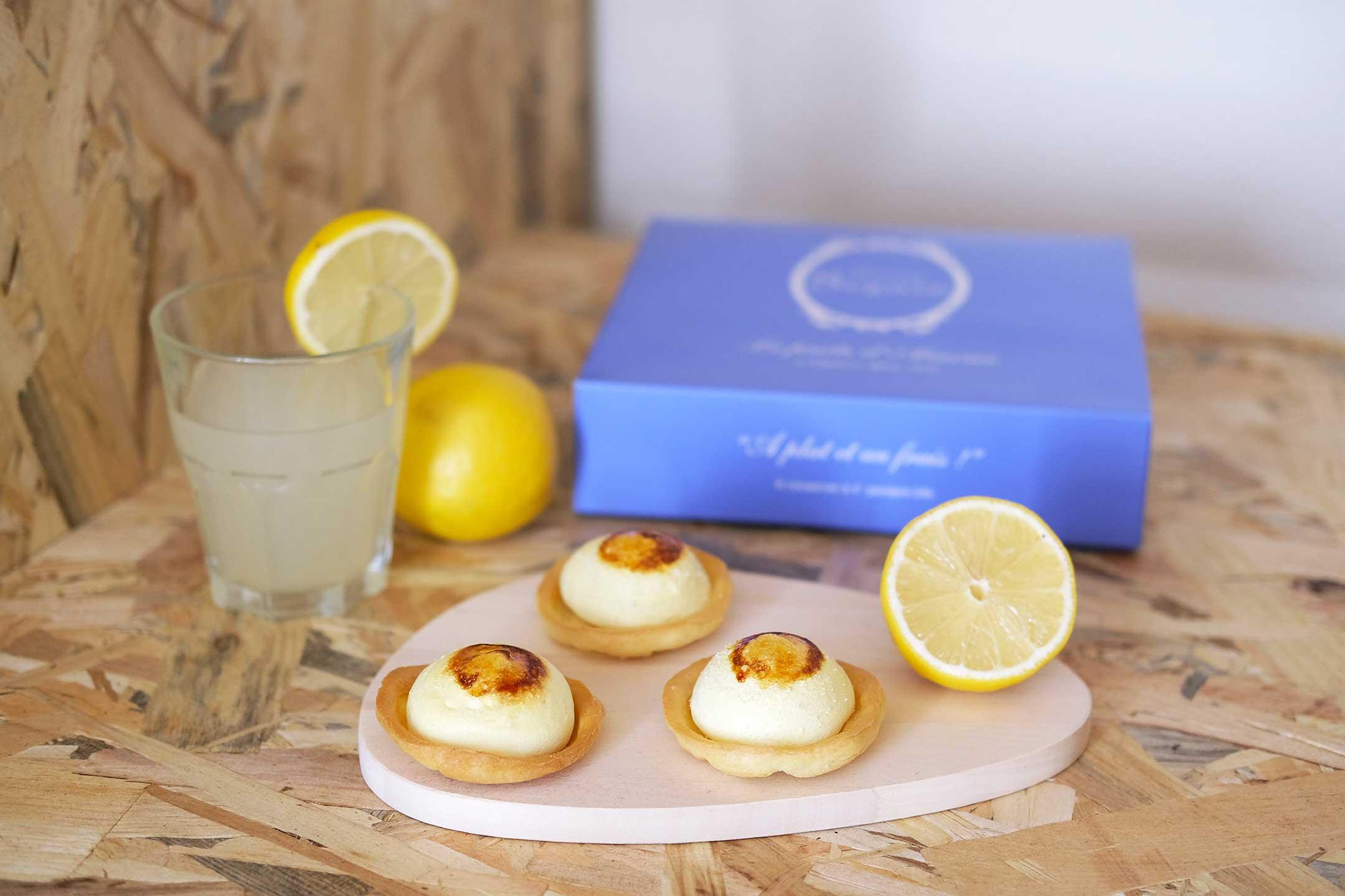 puits d'amour parfum citron
